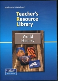AGS World History Teacher's Resource Library CD-ROM