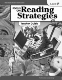Focus on Reading Strategies Guide Book F