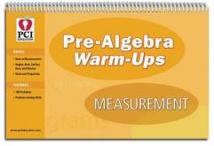Pre-Algebra Warm-Ups Measurement