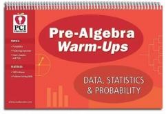 Pre-Algebra Warm-Ups Data, statistics, and Probability