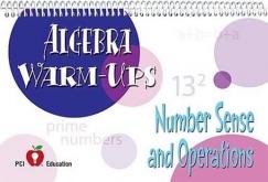 Algebra Warm-Ups Number Sense and Operations