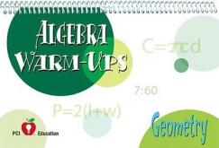 Algebra Warm-Ups Geometry