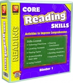 Core Reading Skills and Resource CD