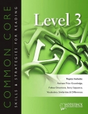 Common Core Skills and Strategies for Reading Level 3