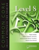 Common Core Skills and Strategies for Reading Level 8