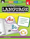 180 Days of Language Grade K