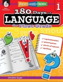 180 Days of Language Grade 1
