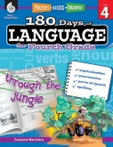 180 Days of Language Grade 4