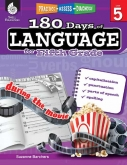 180 Days of Language Grade 5