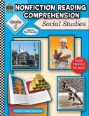 Nonfiction Reading Comprehension Social Studies Grade 6
