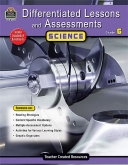 Differentiated Lessons and Assignments Science Grade 6