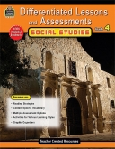 Differentiated Lessons and Assignments Social Studies Grade 4