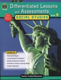 Differentiated Lessons and Assignments Social Studies Grade 5