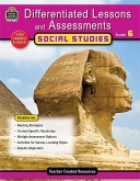Differentiated Lessons and Assignments Social Studies Grade 6