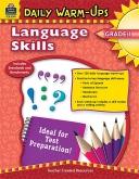 Daily Warm-Ups: Language Arts Gr 1