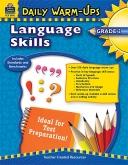 Daily Warm-Ups: Language Arts Gr 2