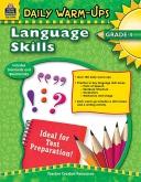 Daily Warm-Ups: Language Arts Gr 4
