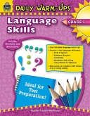 Daily Warm-Ups: Language Arts Gr 5