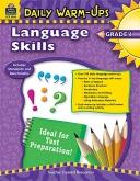 Daily Warm-Ups: Language Arts Gr 6