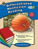 Differentiated Nonfiction Reading Gr 2