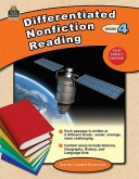 Differentiated Nonfiction Reading Gr 4