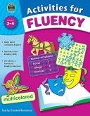 Activities for Fluency Grades 3-4