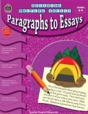 Paragraphs to Essays Grades 4-5