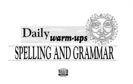 Daily Warm-Ups: Language Arts