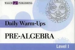 Daily Warm-Ups: Pre-Algebra