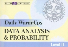 Daily Warm-Ups: Math: Data Analysis and Probability