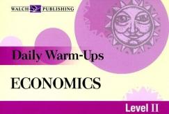 Daily Warm-Ups: Economics (Grades 9-12)