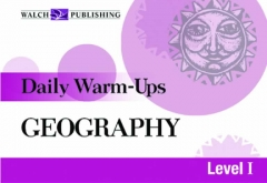 Daily Warm-Ups: Geography (Grades 5-8)