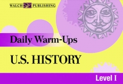 Daily Warm-Ups: U.S. History (Grades 5-8)