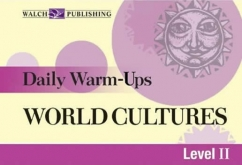 Daily Warm-Ups: World Cultures (Grades 9-12)