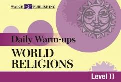 Daily Warm-Ups: World Religions (Grades 9-12)