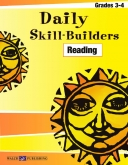 Daily Skill Builders - Reading (Grades 3-4)