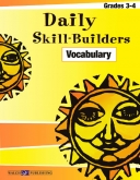 Daily Skill Builders - Vocabulary (Grades 3-4)