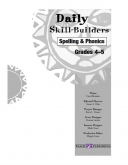 Daily Skill Builders - Spelling and Phonics (Grades 4-5)