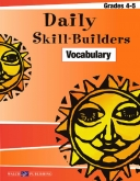 Daily Skill Builders - Vocabulary (Grades 4-5)