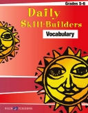 Daily Skill Builders - Vocabulary (Grades 5-6)