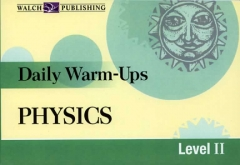 Daily Warm-Ups: Physics (Grades Gr 7–Adult)