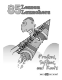 85 Lesson Launchers: Prefixes, Suffixes, and Roots