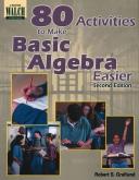 80 Activities: Basic Algebra Easier